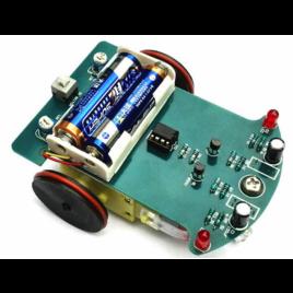 Line Tracking Robot DIY Kit