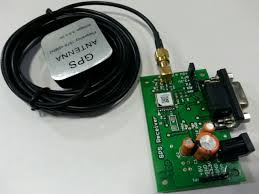 S1216F8 GPS Receiver With Antenna