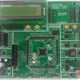ARM LPC2148 Full Board With LCD