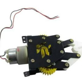 Gripper With DC Motor