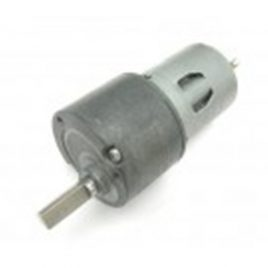 12VDC-100 RPM Metal Gear Box Motor