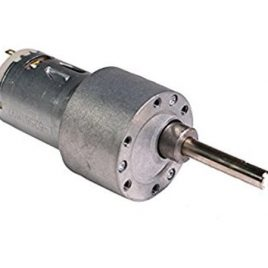 JOHNSON GEARED SIDE-SHAFT MOTOR 60RPM