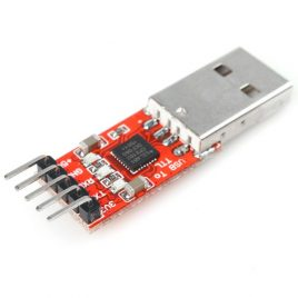 USB to TTL CP2102 Converter-5 Pin
