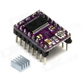 DRV8825 Stepper Motor Driver With Heatsink