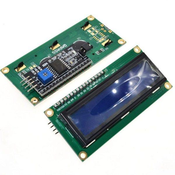 I2C 1602 Serial LCD Module Display for Arduino UNO-MEGA
