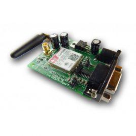 SIM800A Quadband GSM / GPRS Module With SMA Antenna