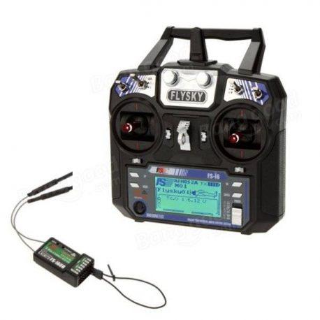 Flysky FS-i6 2.4 Ghz 6Ch Radio Set