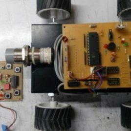 Metal Detecting Robot