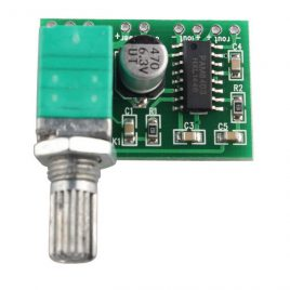 Digital Audio Amplifier Board Module (PAM8403)