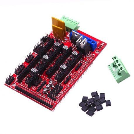 RAMPS 1.4 Reprap 3D Printer Arduino Mega Shield (RAMPS)