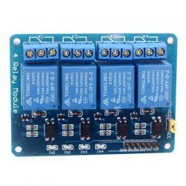 4 CH. Relay Board-5V