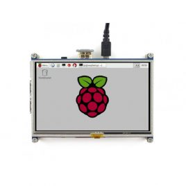 "5"" LCD HDMI Touch Screen Display For Raspberry pi"