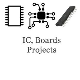 Microcontroller based programmer interfacing boards sensors