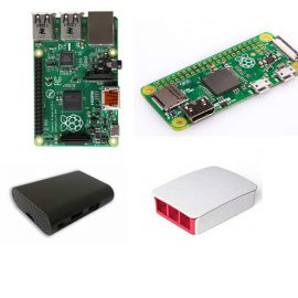 raspberry pi kits-sensors boards