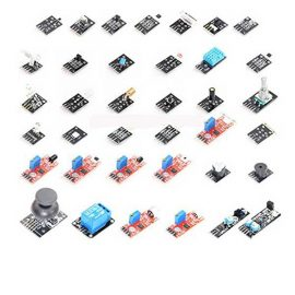 Sensors for Arduino-8051-avr-raspberry pi