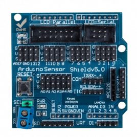 Ardunio Sensor Shield V5.0