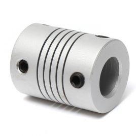 Aluminum Flexible Coupling -5mm To  5mm