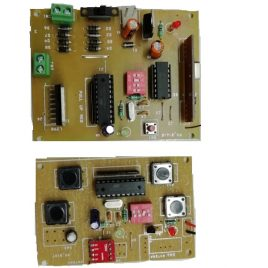 Wireless Remote Control Circuit With L298 Motor Driver-2CH