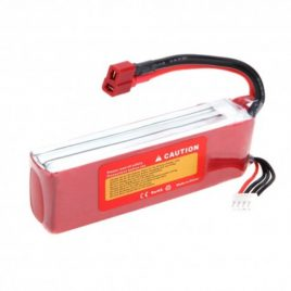 Rechargeable Li-Polymer Lipo Battery 11.1V 25C 2200MAH