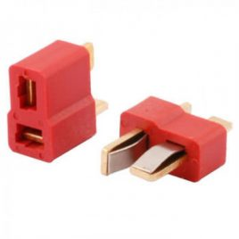 T Plug Dean Connector male and female