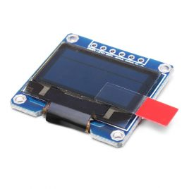 0.96 Inch  OLED Display 6-Pin 128X64