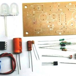 Auto. Night Lamp DIY Kit
