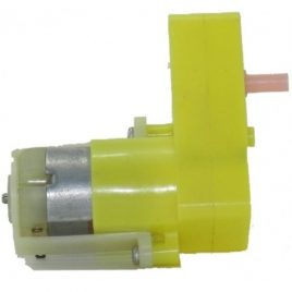 BO DC Gear Motor 150 RPM L Shape