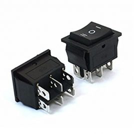 DPDT Switches 2 Pcs