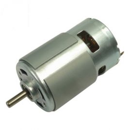 High Speed DC Motor 12V-24V RS 755