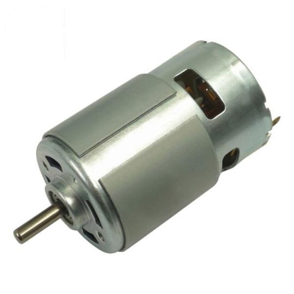 RS755 High Speed 9 6V 12V 18V 24V DC Motor for Power Tools