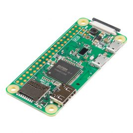 Raspberry Pi Zero W -With Wifi & Bluetooth