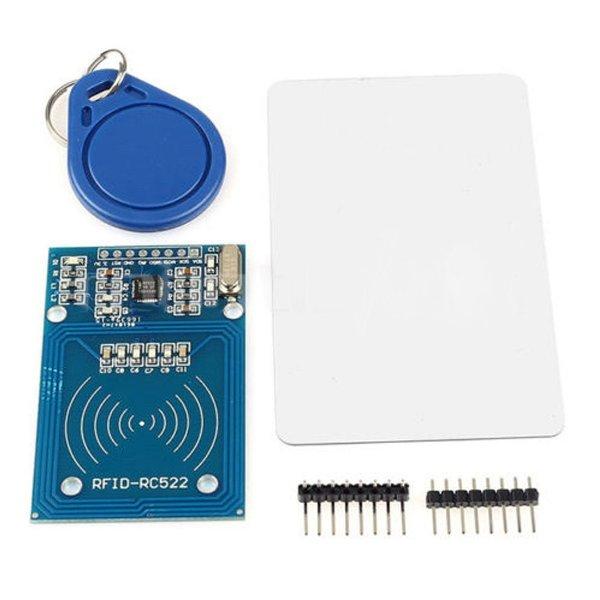 Nfc Rfid Rc 522 Proximity Ic Card Read Write Module Spi