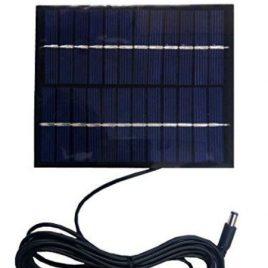 12V 2W Solar Panel