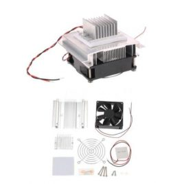 Thermoelectric Peltier Module Cooler Cooling DIY Kit 60W TEC1-12706