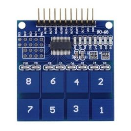 Capacitive Touch Switch Module-8 Way TTP226