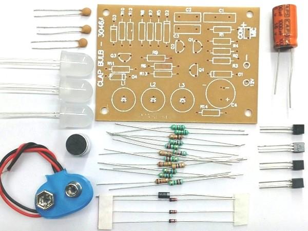 Clap Blub DIY Kit