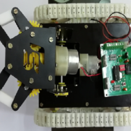 Remote Control Pick and Place Robot Using Microcontroller