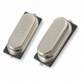 8MHz smd Crystal - 2 Pcs