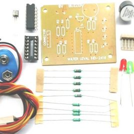 LED Water Level Indicator DIY Kit