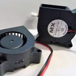 3D Printer 12V DC 50mm Blow Radial Cooling Fan