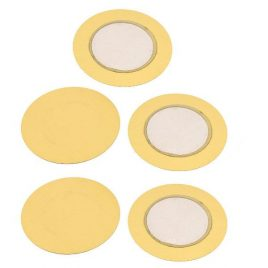 35mm Piezo Plate-Element-5Pcs.