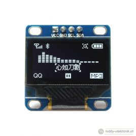 0.96 OLED Display 4 Pin 128x64 I2C Arduino