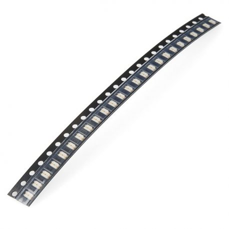 Green SMD LED 1206 Package-50Pcs.