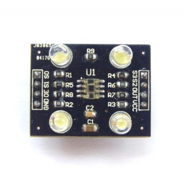 TCS3200 Color Recognition Sensor Module for MCU Arduino