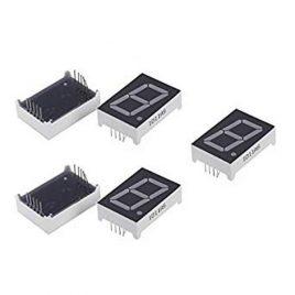 7 Segment Common Cathode Display Red-5 Pcs