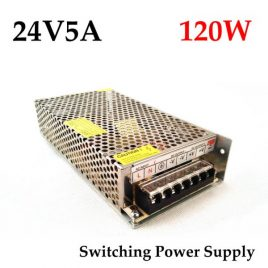 24V 5A 120W Industrial SMPS Power Supply