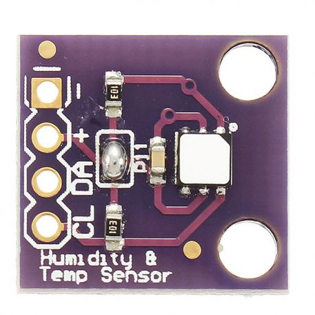 GY-213V-SI7021 Si7021 3.3V High Precision Humidity Sensor with I2C Interface For Arduino