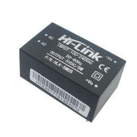 HLK-5M05 AC-DC 220V-5V 5W Step-Down Power Supply Module