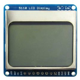 Nokia 5110 LCD Display Module With Blue Backlit for Arduino