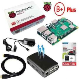 Raspberry PI 3 Model B+ Complete DIY KIT